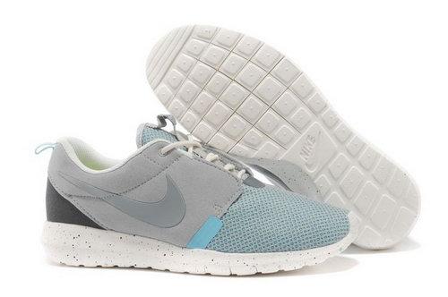 quality design 7df82 62cd3 Nike Roshe Run Nm Br 3m Mens Running Shoes Soft Breathable Grey Online Shop