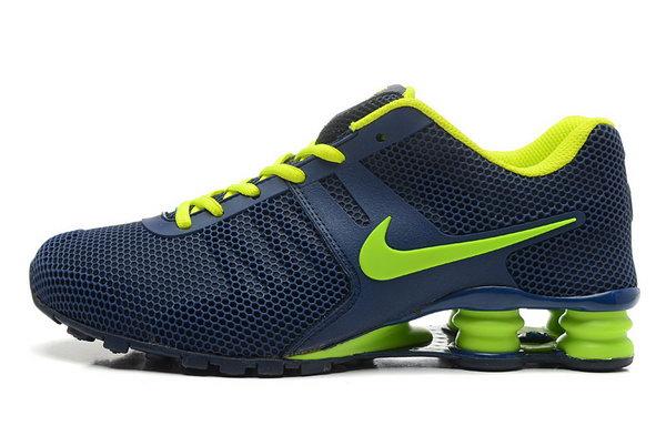 best service 17c1e 261d9 Mens Nike Shox 2016 807 Blue Green 40-46 Sweden