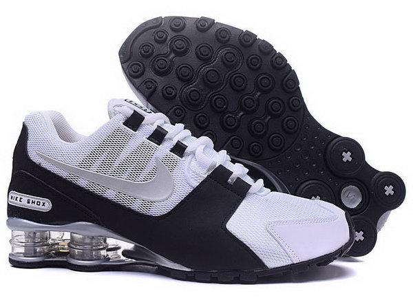 Mens Nike Shox Avenue Black Red 40-46 New Zealand  nike-17031109 ... 975cb3166