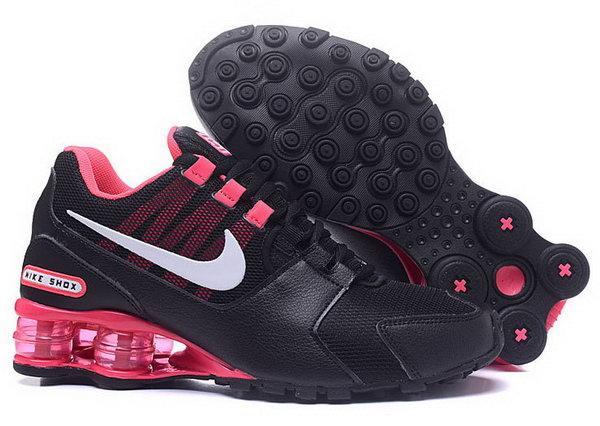 f1015bb71aa Womens Nike Shox Avenue Black Pink 36-40 Coupon Code