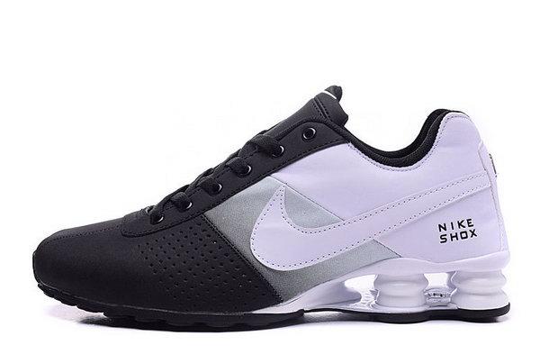 super popular 79e04 201c3 Mens Nike Shox Deliver Black White 40-46 Discount