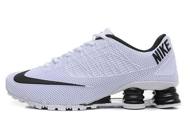 Mens Nike Shox Turbo 21 White Black 40-46 Taiwan 531a2c1b4