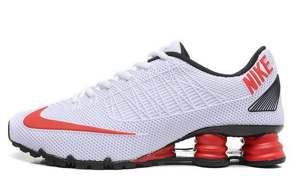 Mens Nike Shox Turbo 21 White Red 40-46 Online Shop 9c58a1709
