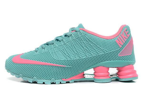 huge discount b98da 423e1 Womens Nike Shox Turbo 21 Mint Green Pink 36-40 Germany